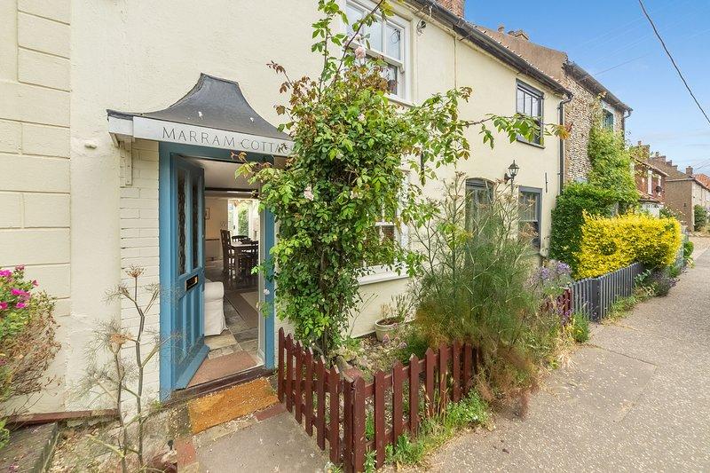 Marram Cottage, casa vacanza a Burnham Deepdale