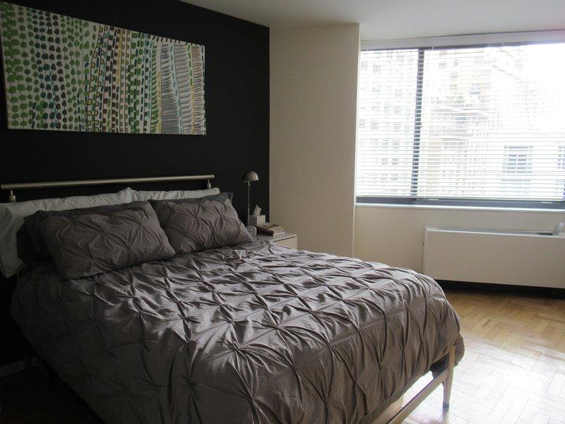 dormitorio principal (cama de matrimonio)