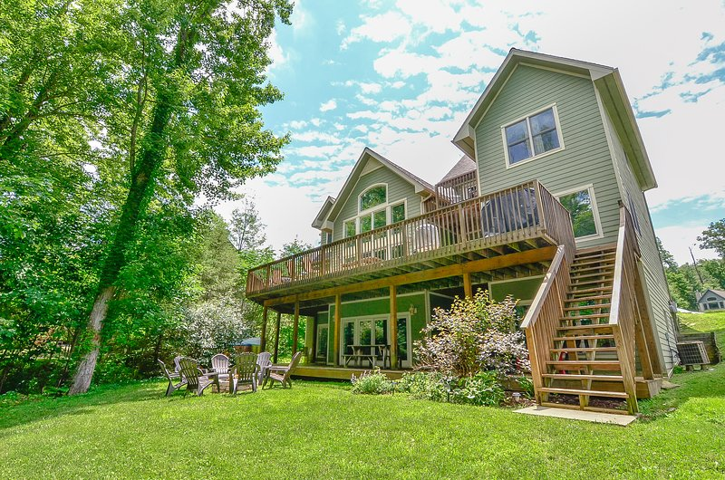 Lakes End, vacation rental in Reedsville