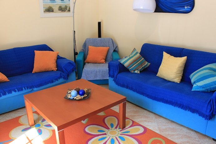 Amazing house with sea view & Wifi, vacation rental in Moncarapacho
