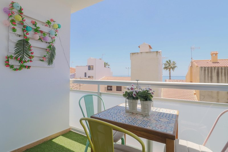 Seaside East Coast New Apartment (C25), holiday rental in Cala Del Moral