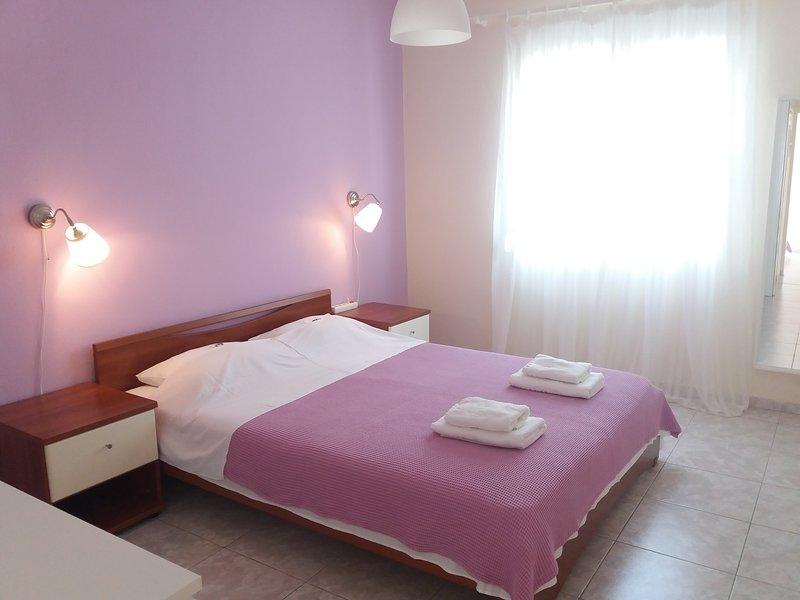 Eleftheria;s cozy apartment, location de vacances à Nea Triglia