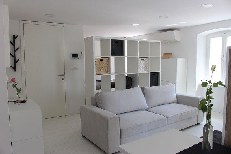 Piran Mandrač apartment 2, holiday rental in Piran