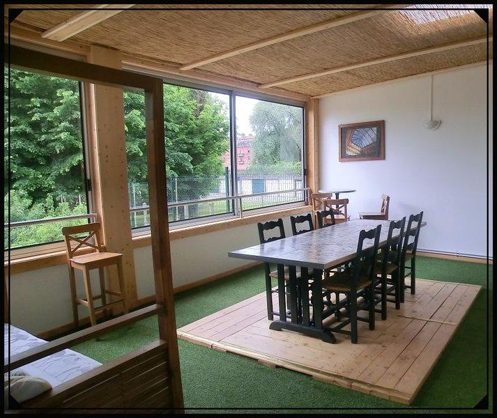 Le gîte du familistère, location de vacances à Ribemont