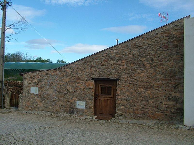 Casa do Forno, location de vacances à Braganca District