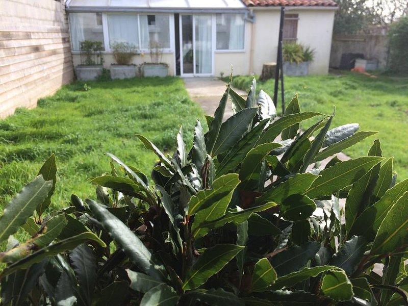 Jolie maison de vacances, casa vacanza a La Rochelle