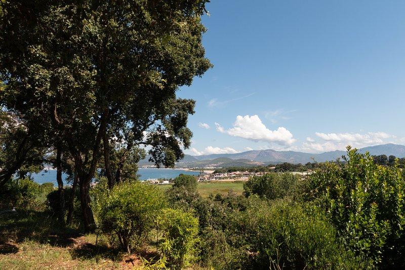 Vista al mar del alquiler de Vista Mare
