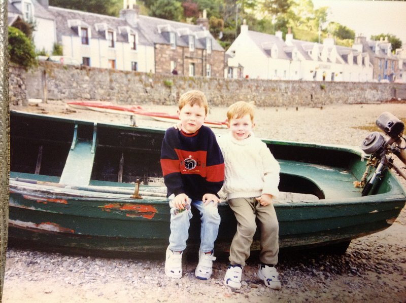 Share happy memories of Plockton's relaxing and beautiful setting.