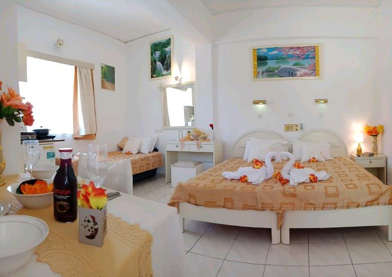 appartement familial pour 2-3 personnes 31 m2 balcon privé et de belles vues