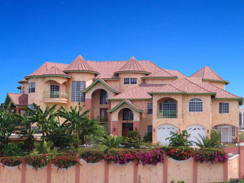 Large Villa, holiday rental in Ironshore