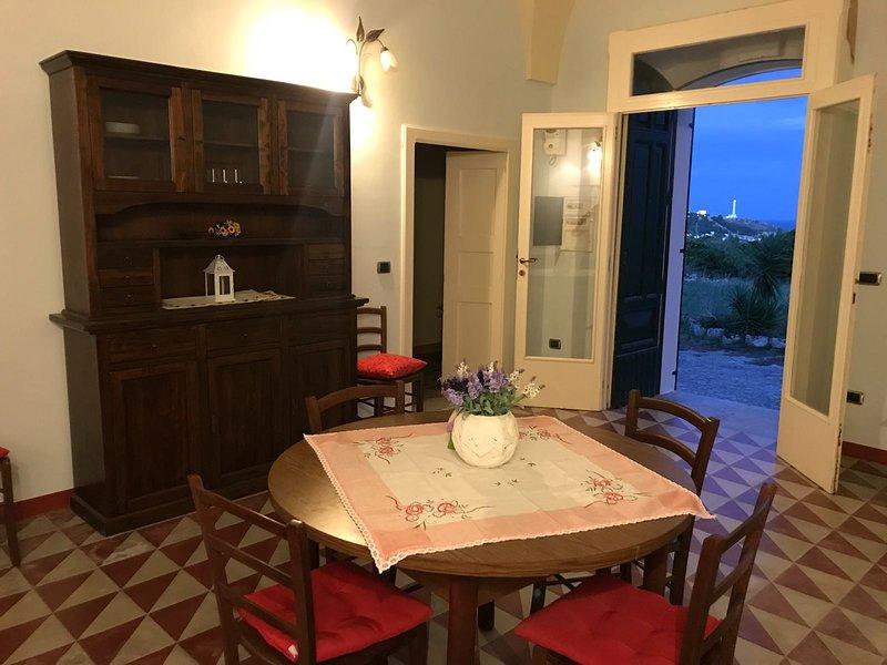 Villa De Luca, holiday rental in Castrignano del Capo