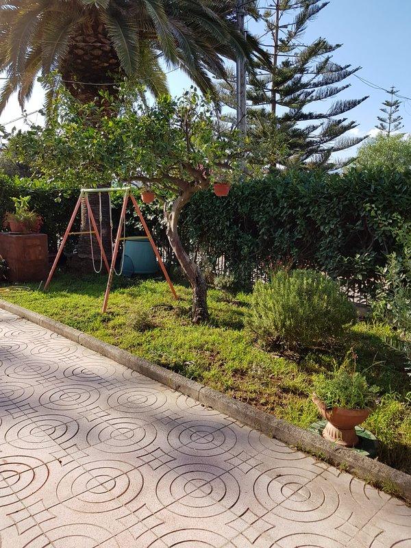 Ida's house, holiday rental in Vallecorsa