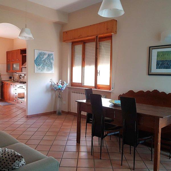 Appartamento a Trecastelli, holiday rental in Ostra Vetere