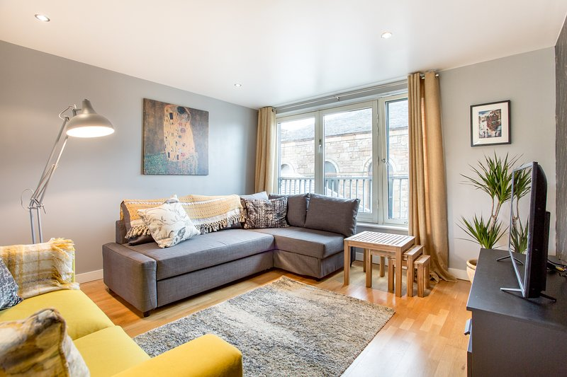Lomond Serviced Apartments- Merchant's, vakantiewoning in Glasgow
