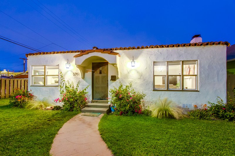 Three bedrooms and three bathrooms with ample space for you and your family.