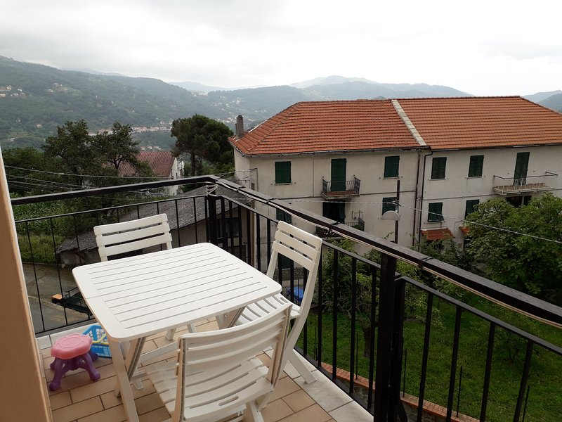 Beautiful apartment with balcony, holiday rental in Ellera