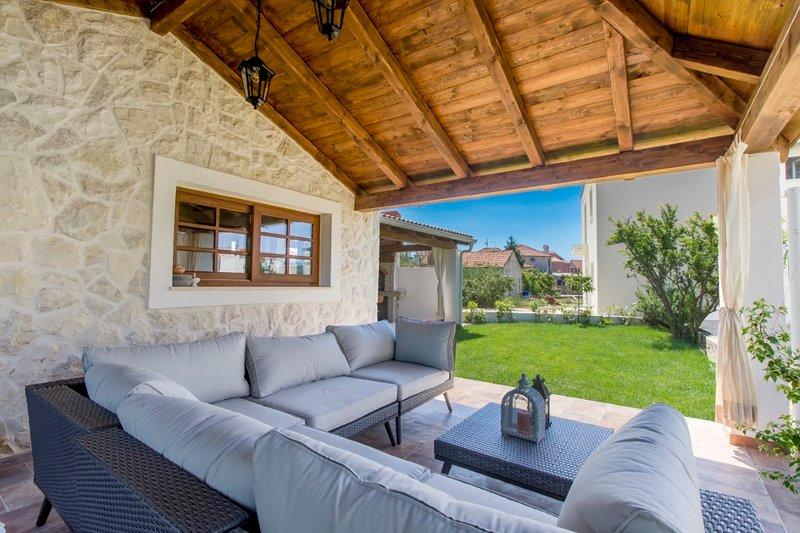 Villa Leila, holiday rental in Zablace