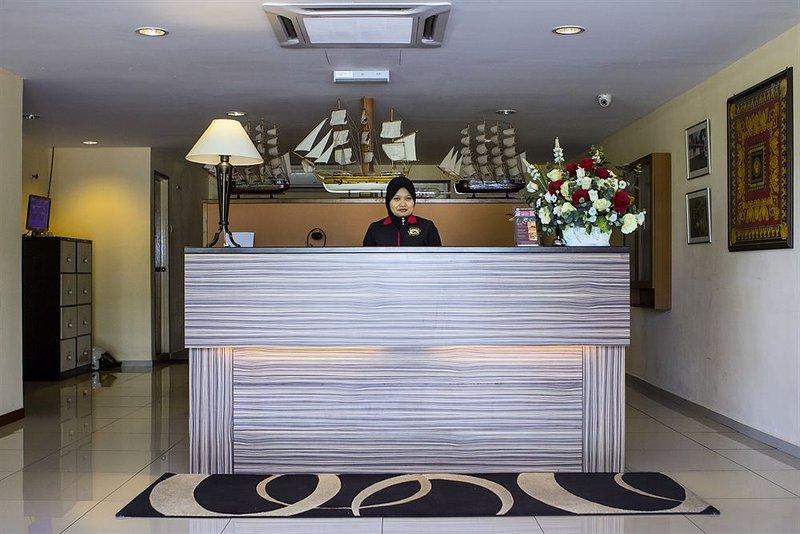 SSINN Homestay Holiday Apartments (Standard Room 8), alquiler vacacional en Durian Tunggal