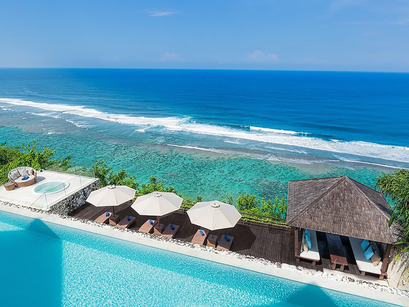 Grand Cliff Ungasan, 5BR, The Bukit, vacation rental in Nusa Dua Peninsula
