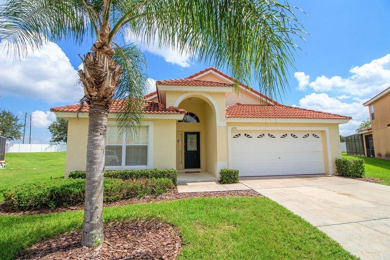 Moderna casa per le vacanze familiari situata nella località gated di Solana, in Florida