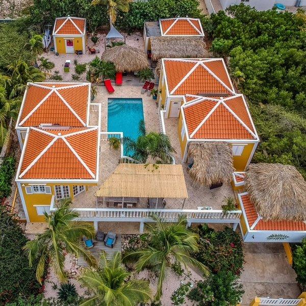 Villa Aventura in Punt Vierkant, alquiler vacacional en Kralendijk