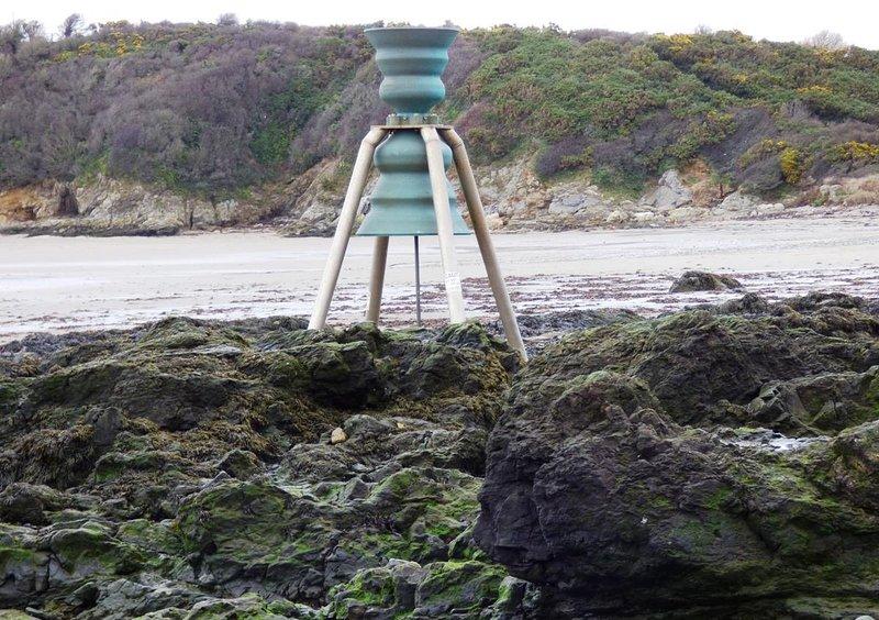 Tidal Bell Cemaes Bay