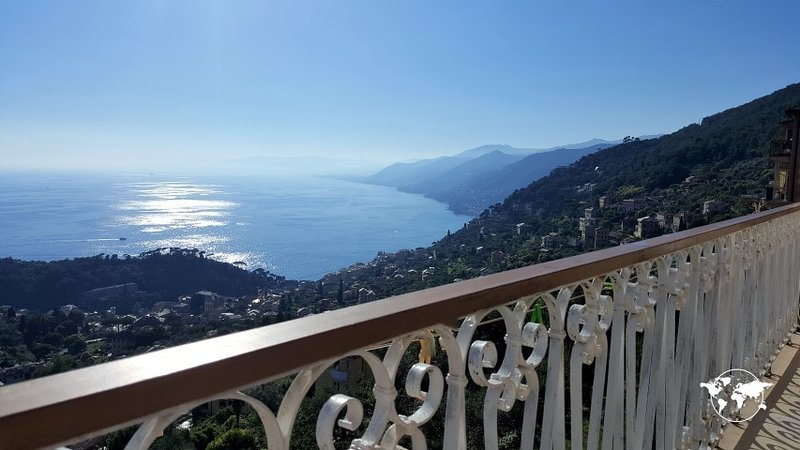 ILA0147 Un Balcone tra Cielo e Mare - Ruta di Camogli - Liguria, holiday rental in Camogli