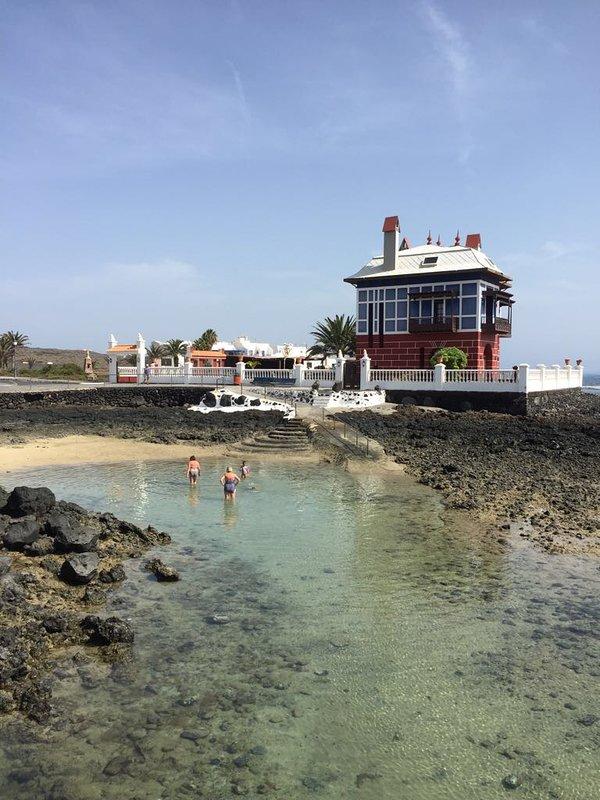 Tweede strandoptie in Arrieta
