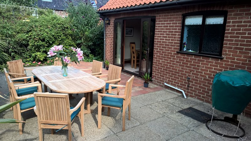 Brent Cottage is a very well equipped 'home from home', close to quay and shops, casa vacanza a Wells-next-the-Sea
