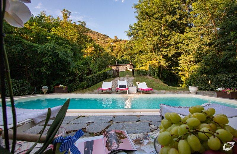 Il Castagno Country House Versilia, aluguéis de temporada em Salapreti