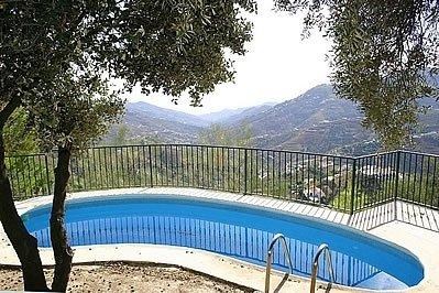 Competa Villa Sleeps 6 with Pool - 5000409, holiday rental in Archez