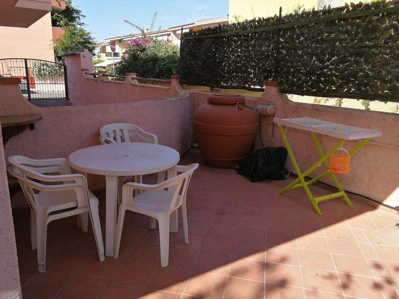 graziosa villetta villasimius, location de vacances à Villasimius