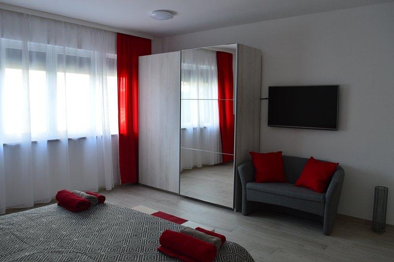 Margherita's room, holiday rental in Rovinj