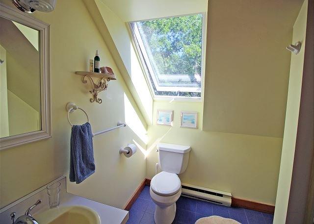 Andra våningen bathrom
