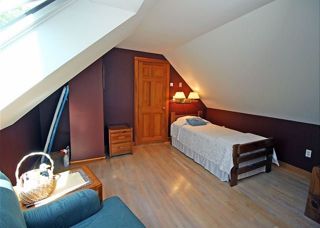 Andra våningen Twin sovrum