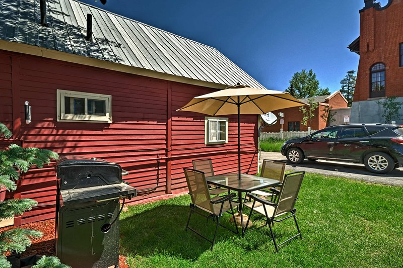 For the ultimate Breckenridge getaway, book this lovely vacation rental home!