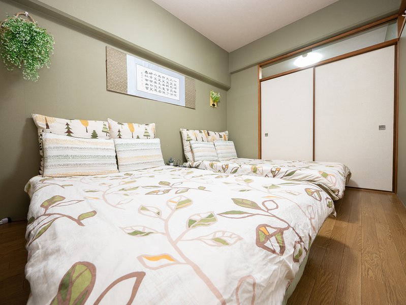 73bnb Hotel Apartment Ebisucho #4, holiday rental in Namba