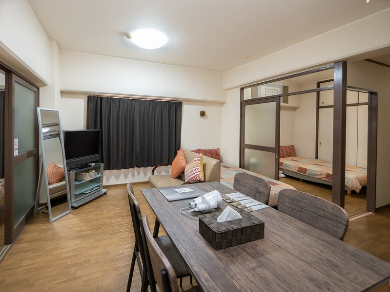 73bnb Hotel Apartment Ebisucho #1, holiday rental in Dotombori
