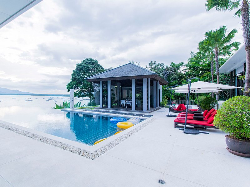 Yamu Villa Bua - Panoramic view from pool