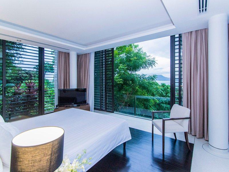 Yamu Villa Bua - View guest bedroom two