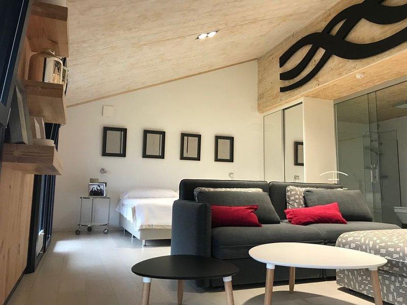 Casa Kanala- Andreak, holiday rental in Muxika