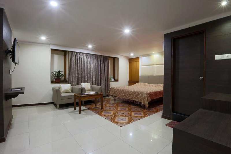 Hotel Rodali Residency Deluxe Room 6, location de vacances à Guwahati