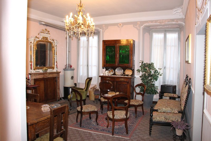 Palazzo Vertemate Parravicini, holiday rental in Cercino