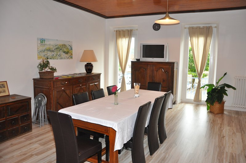 Gîte 'sur le chemin', holiday rental in Grand-Vabre