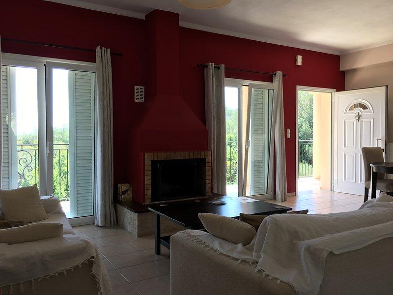 Villa Sunrise apartment, vacation rental in Gouvia