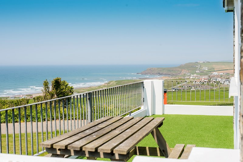 Widemouth Bay, vacation rental in Widemouth Bay