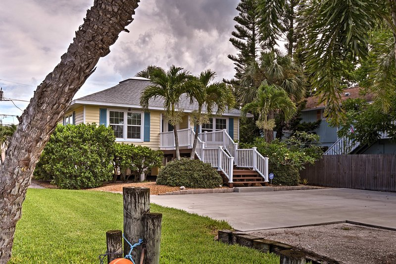 Minutes from Clearwater Beach and more, the property is unbeatable.