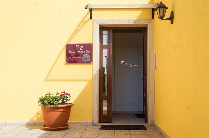 B&B Brusce' Franco e Tina Ragusa, holiday rental in Ragusa