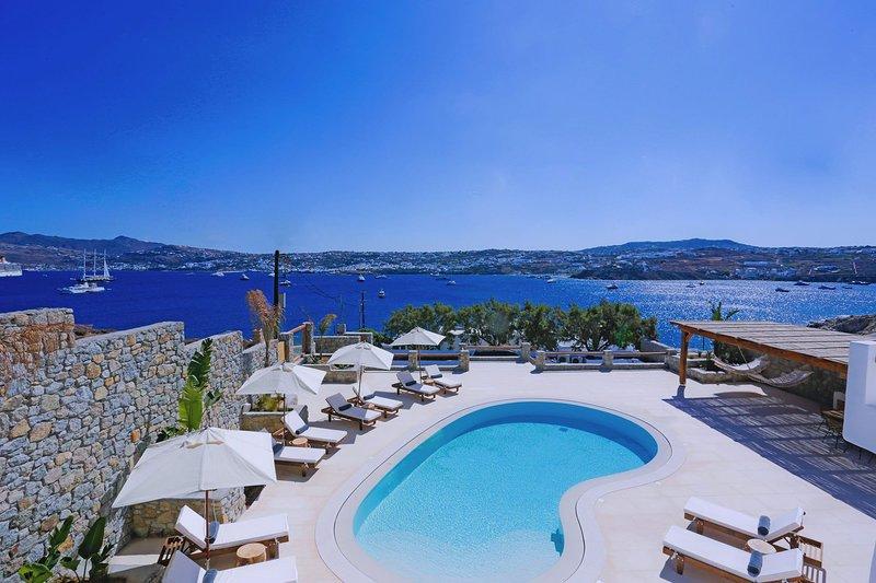 Luxurious Villa Veneta, holiday rental in Kanalia