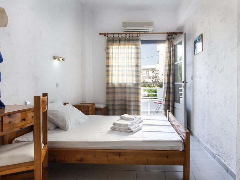 Hotel Solano Double Room 2, casa vacanza a Agriana